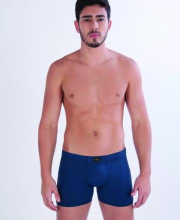 Cueca Boxer com elástico embutido