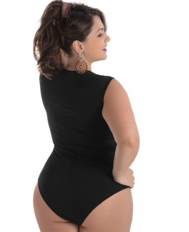 Body feminino plus size - Sheyenne