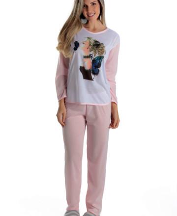 pijama longo
