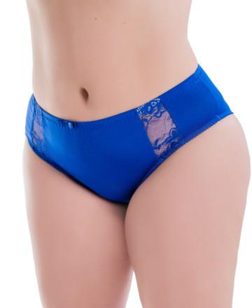Tangao com elastico embutido azul