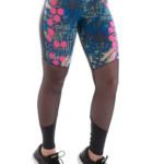 Calça legging com tule - Kika