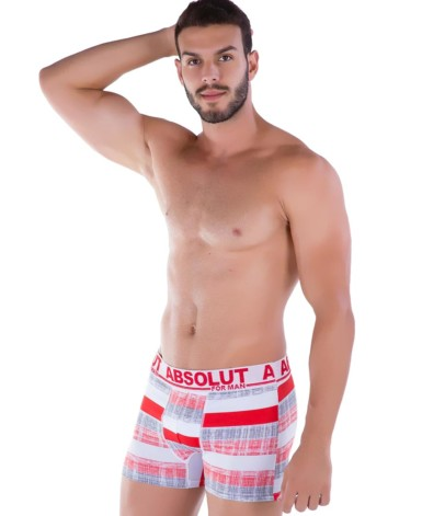 cueca boxer listrada
