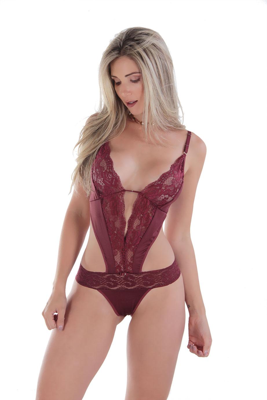 28a4d1d70 Body feminino sensual em renda - Cintia no atacado e revenda.