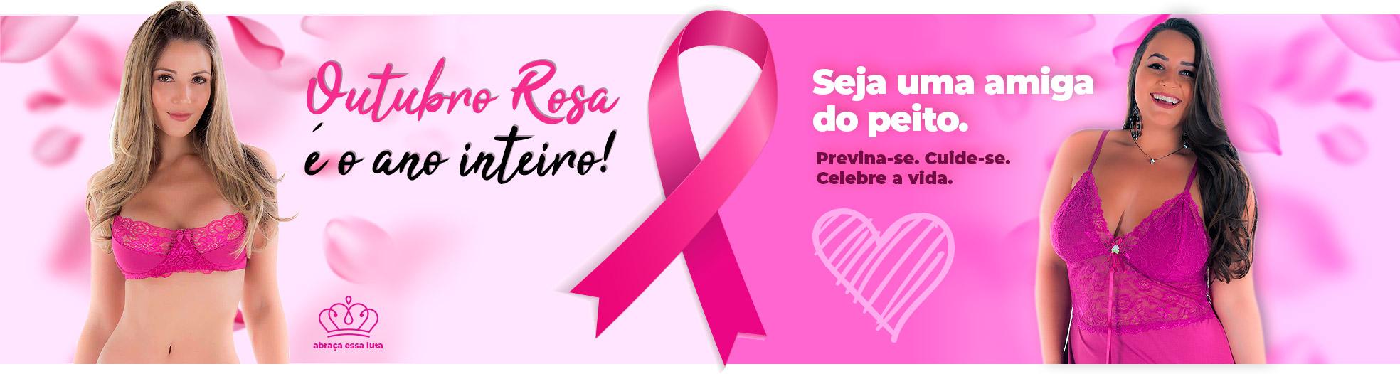 Outubro Rosa na ClickSophia