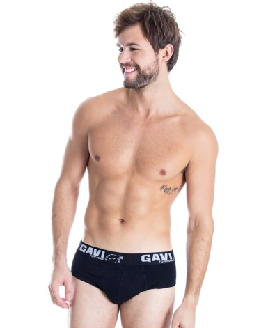 Cueca Slip cotton liso