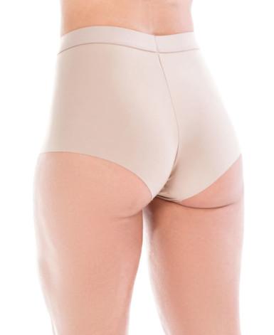 Calcinha sem costura com elástico embutido na cintura