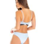 Conjunto de lingerie bicolor - Raquel