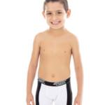 Cueca Boxer Infantil Bruno