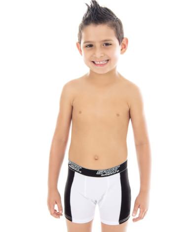 Cueca Boxer Infantil - Bruno