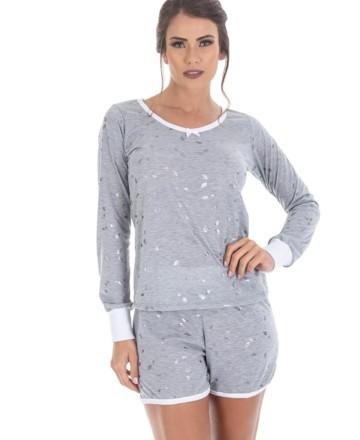 8ce4fc1225e351 Pijamas femininos no atacado e revenda
