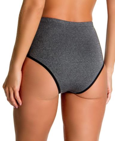 calcinha cintura alta em supplex