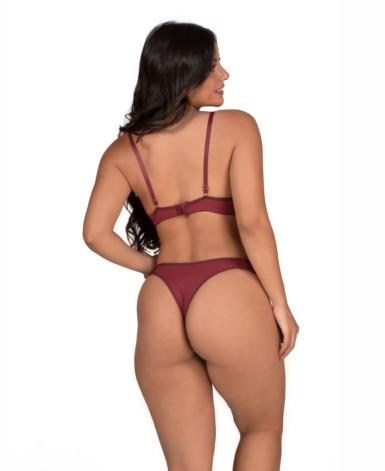 Conjunto com strappy sexy - Tais
