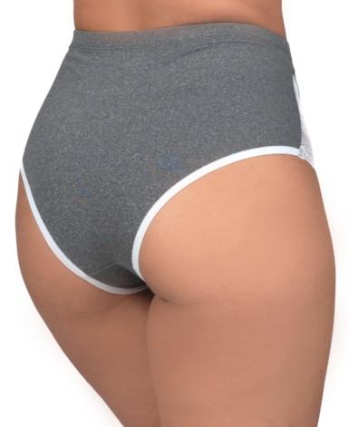 Calcinha cintura alta em supplex - Eloise