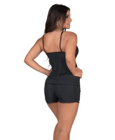Short Doll estampado - Monique