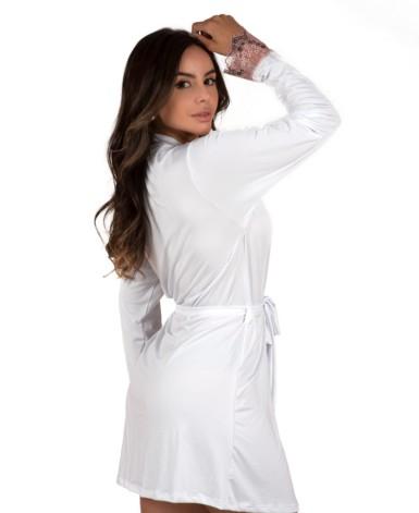 Robe manga longa - Aline