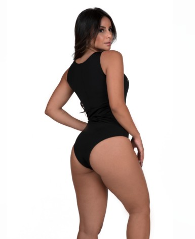 Body feminino em supplex - Marcelis