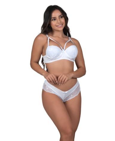 Conjunto strappy sensual - Viviane