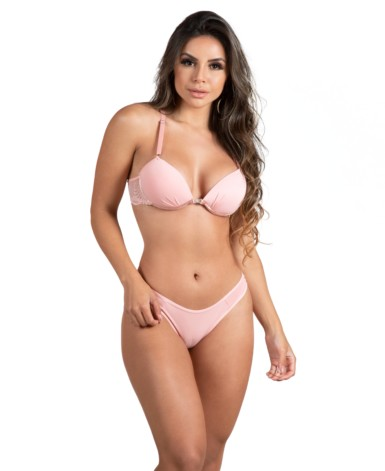 Conjunto de bojo nadador - Ananda