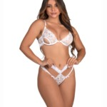 Conjunto sexy em renda – Geovanna