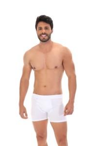 Cueca Boxer com elástico embutido - Ayrton