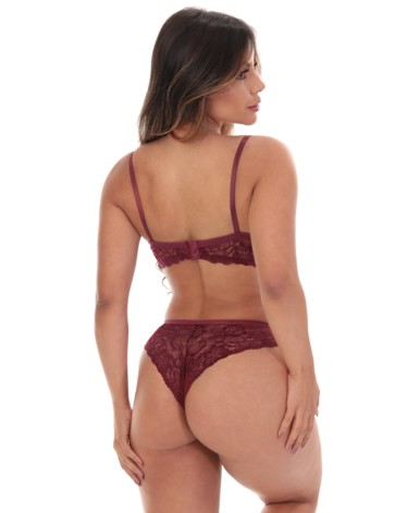 Conjunto sensual - Maria Julia