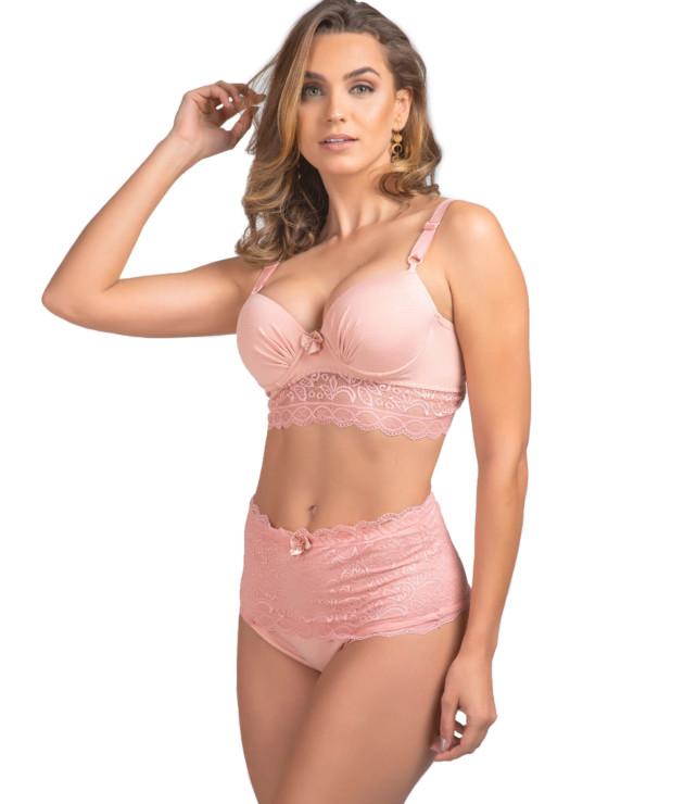 Conjunto de bojo sensual - Liliana