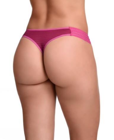 Calcinha sexy com elástico sport