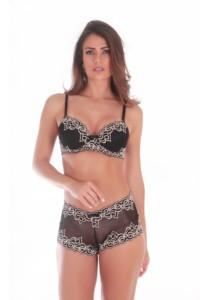 Conjunto de lingerie em renda - Liz
