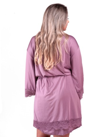 Robe feminino Plus Size