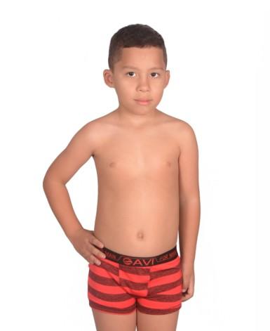 Cueca boxer infantil - Patrick