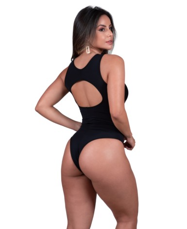 Body estilo decote -Laura
