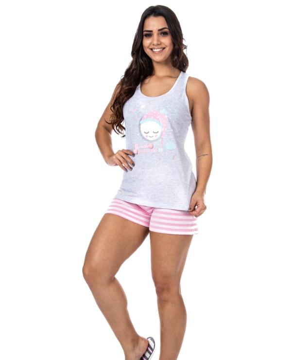 Short Doll nadador Pom Pom