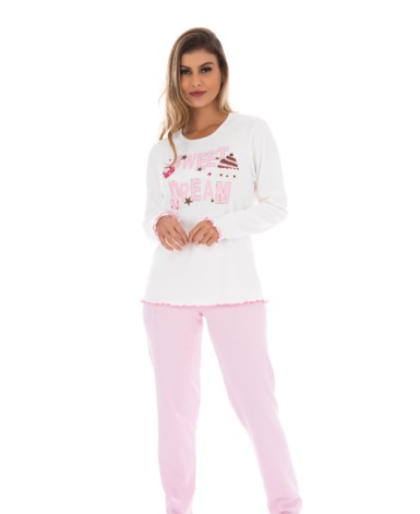 Pijama peluciado dengoso