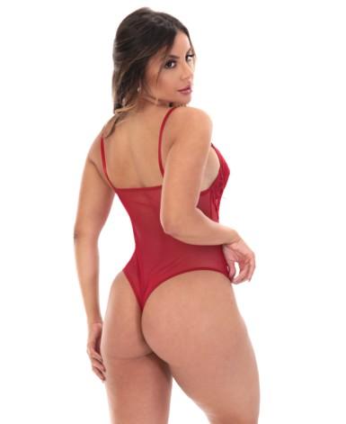 Body sexy com renda - Helena