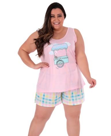 Pijama Plus Size