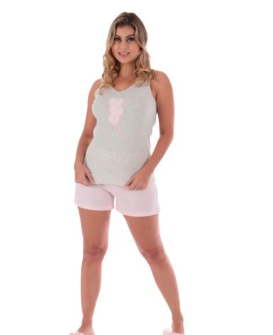 Pijama Regata Feminino